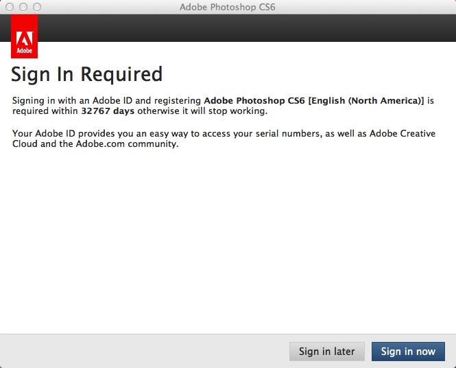 adobe uninstall mac cs6 serial number